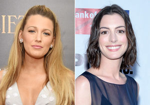 Blake Lively & Anne Hathaway Slam Post-Baby Body Shamers
