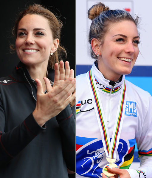 Meet Kate Middleton's Olympics Doppelgänger, Pauline Ferrand-Prévot