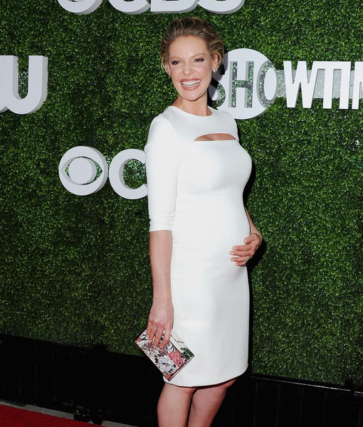 Katherine Heigl Dishes on Her Pregnancy and Hiding Her Baby Bump During Love Scenes