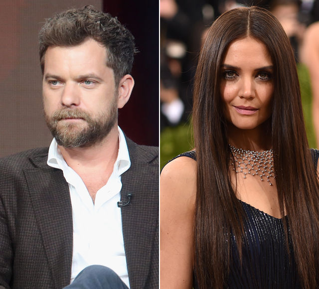 Rumor Bust! Katie Holmes & Joshua Jackson Are Not Back Together