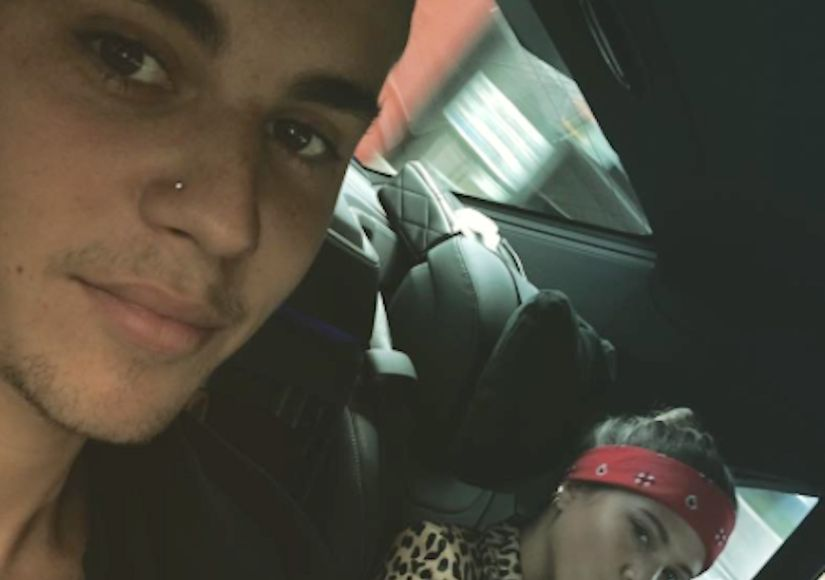 Justin Bieber Slams Fans for Being 'So Mean' to Rumored GF Sofia Richie