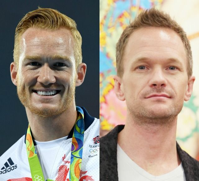 9.GREG RUTHERFORD & NEIL PATRICK HARRIS