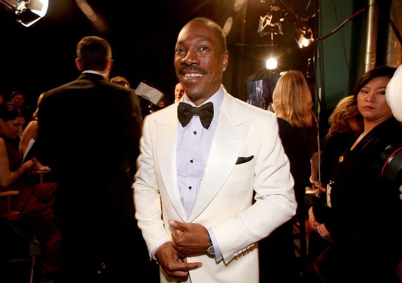 Is Eddie Murphy Expecting Baby #10? The Pic That Has Everyone Talking