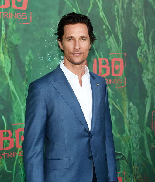 Matthew McConaughey Talks His 47-Lb. Weight Gain for 'Gold'