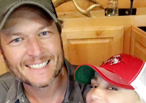 Gwen Stefani's Snapchat-cation with Blake Shelton at His Oklahoma Ranch
