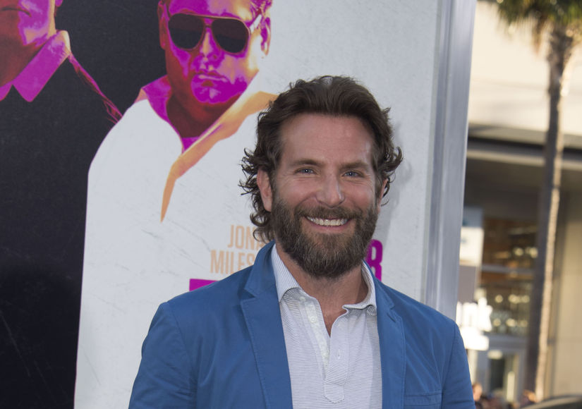 Bradley Cooper Reveals Why He Attended the DNC