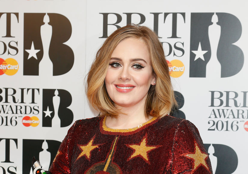 Adele Is Flawless In Makeup-Free Selfie as She Cancels Arizona Show