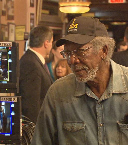 What It's Like When Morgan Freeman Directs an Episode of 'Madam Secretary'