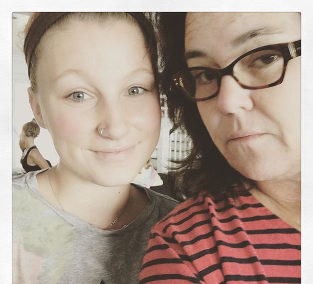 Rosie O'Donnell's New Selfie with Daughter Chelsea: 'What a Difference a…