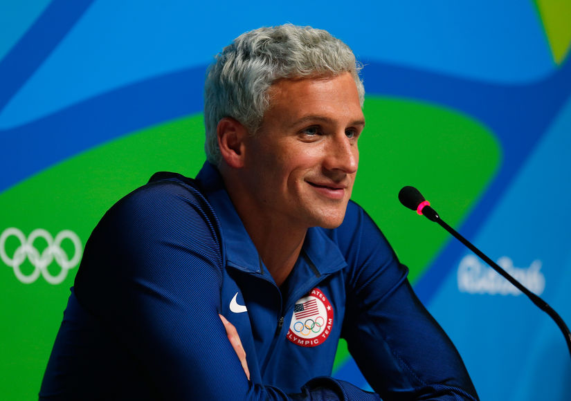 Ryan Lochte Apologizes for Fabricating Robbery Ordeal