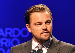 Leo DiCaprio & Nina Agdal in Hamptons Car Crash