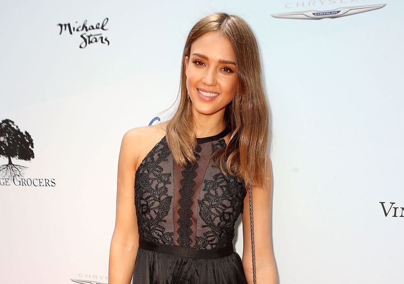 Jessica Alba Reveals How She Stayed in Shape for 'Mechanic: Resurrection,' and Her Guilty Food Pleasures