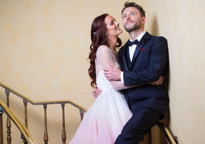 'Talking Dead' Star Chris Hardwick Marries Lydia Hearst
