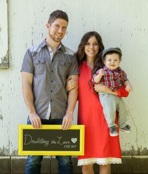 Jessa Duggar Gives Birth to Baby Boy