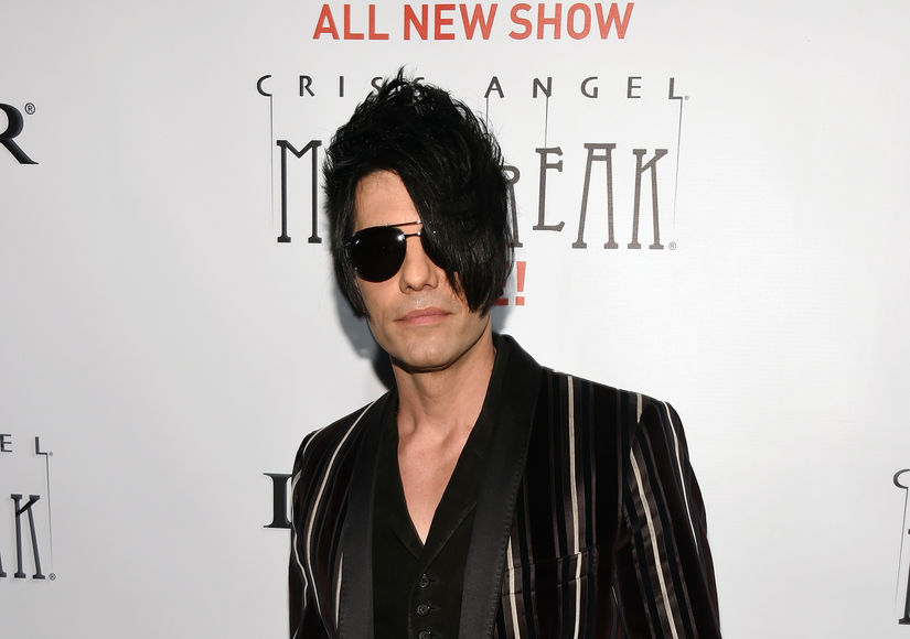 Criss Angel Reveals More Details on Son's Cancer Battle