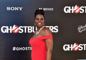 Leslie Jones' Website Hacked — Celebrities React!