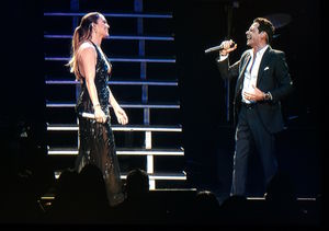 J.Lo Surprises Marc Anthony — Live Onstage!