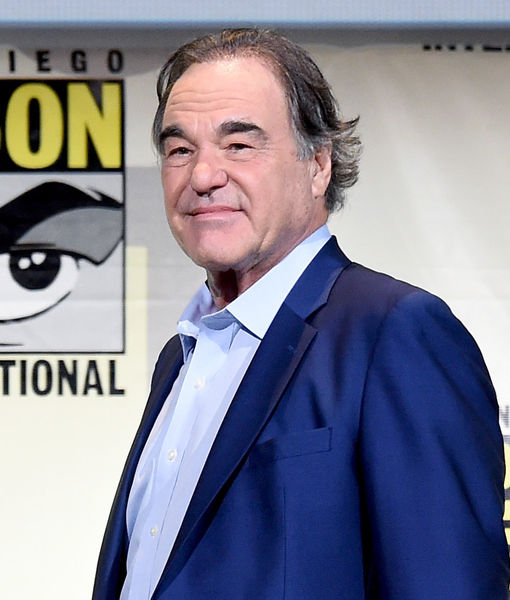 'Snowden' Director Oliver Stone Isn't Interested in Trump or Clinton: 'They're Not Talking About the Issues'