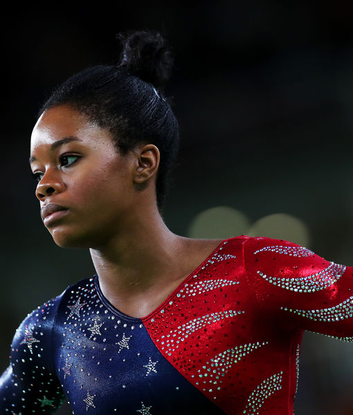 Olympian Gabby Douglas Hospitalized, Missed VMAs
