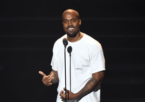 Kanye West Unveils Sexy 'Fade' Video, Praises His Idols & Himself at MTV…