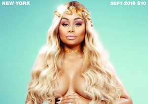 Blac Chyna Strips Down for Sexy Maternity Photo Shoot