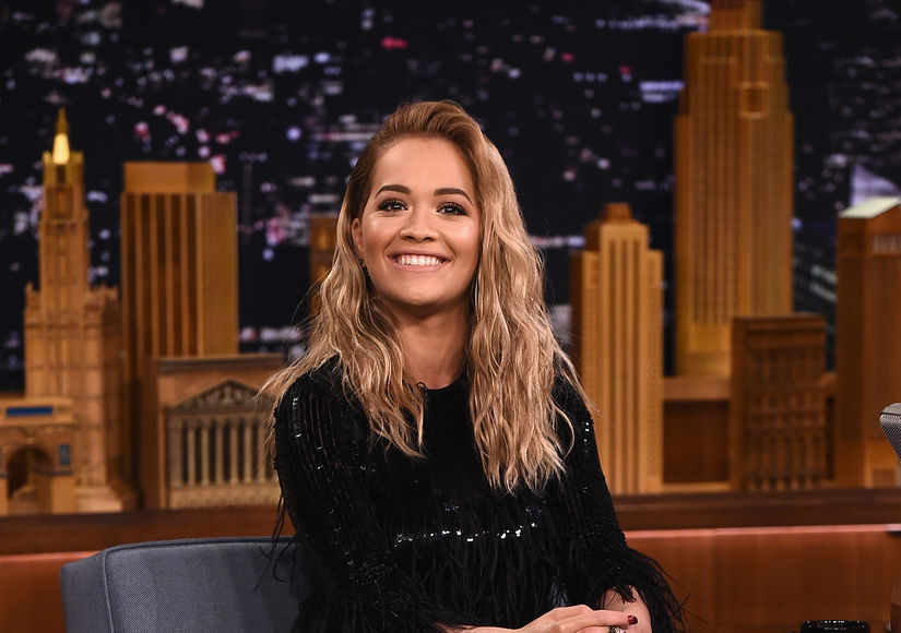 Rita Ora on Prepping for 'America's Next Top Model' Gig with Tyra Banks'…