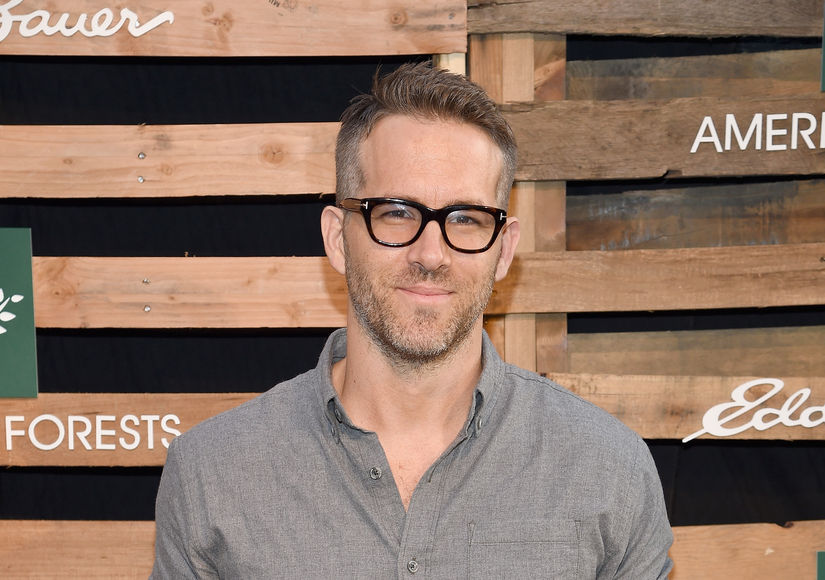 Ryan Reynolds Confirms Second Baby's Gender… and Makes Out with Conan O'Brien!
