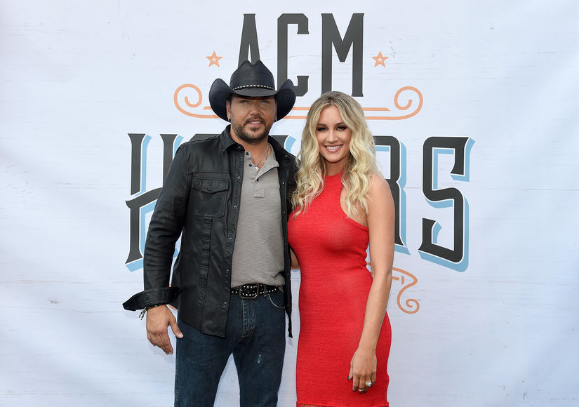 Jason Aldean & Wife Brittany Expecting Baby #2 — See Their Cute Announcement!