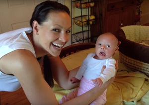 Rory Feek Posts Flashback Video of Joey & Their Daughter Indiana
