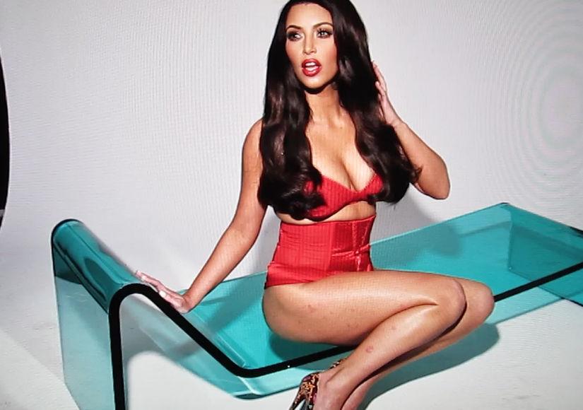 Kim Kardashian Isn't Hiding Her 'Big Flaw' Anymore