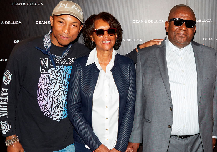 Pharrell Partners with Dean & DeLuca!