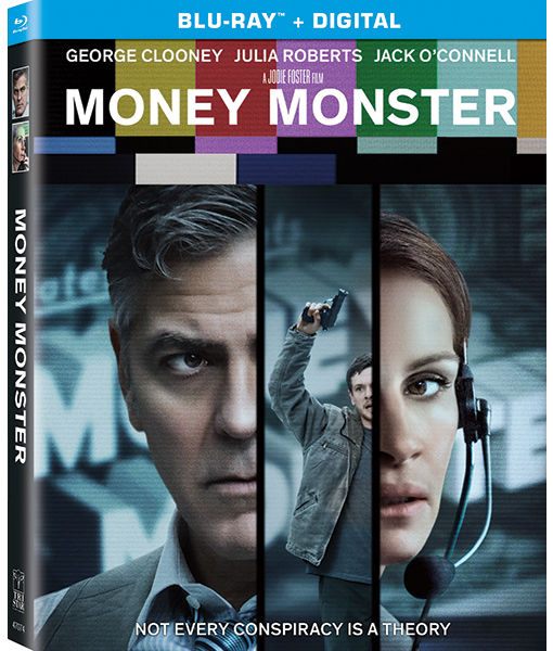 Enter for a chance to win a copy of 'Money Monster' in our ExtraTV Twitter Giveaway!