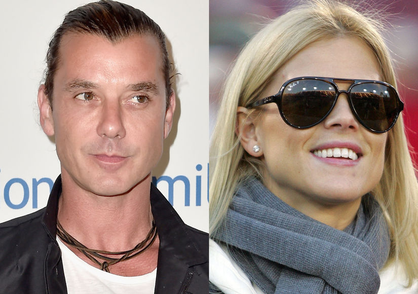Craziest Couples Rumor of the Day: Gavin Rossdale and Elin Nordegren Dating?