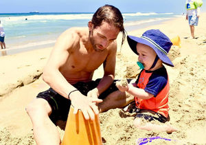 MMA Fighter Marcus Kowal Posts Heartbreaking Good-bye as He Takes Young Son off…
