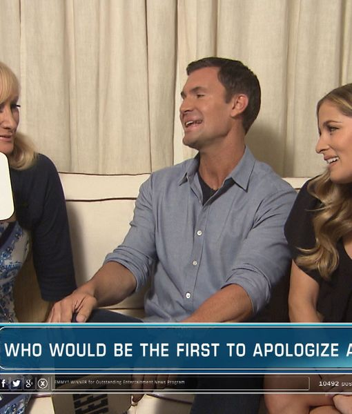 The Odd Couple Quiz: 'Flipping Out's' Jeff Lewis and 'Extra's' Lisa G Face Off