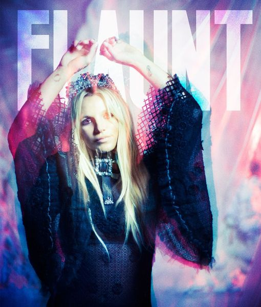 Britney Spears Claims She's 'Anxiety-Ridden,' 'Boring' in Flaunt Cover Story