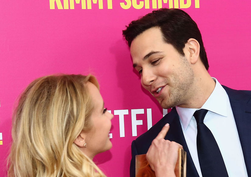 Anna Camp & Skylar Astin Tied the Knot!