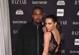 Kim Kardashian & Kanye West Reveal Name of Baby #3