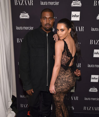 Kim Kardashian & Kanye West Reveal Name of Baby #3