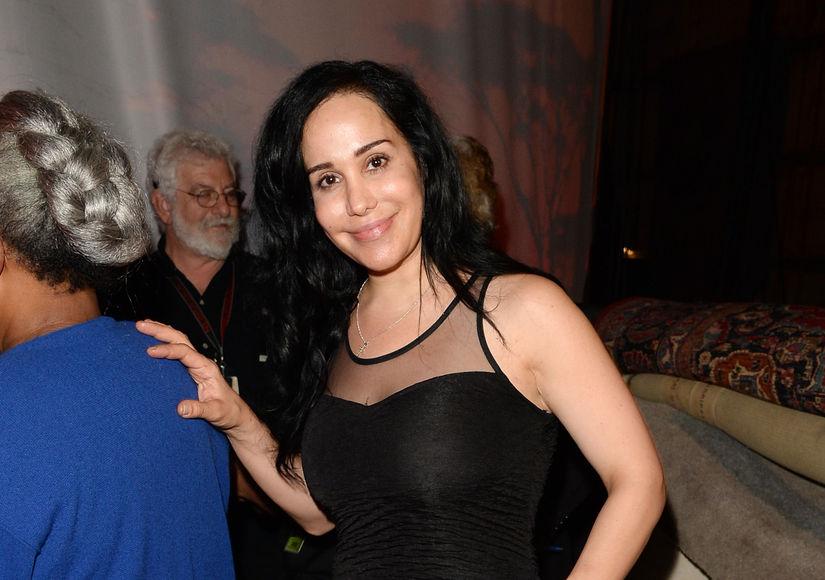 Extra Scoop: Octomom Nadya Suleman Has Completely Reinvented Herself!