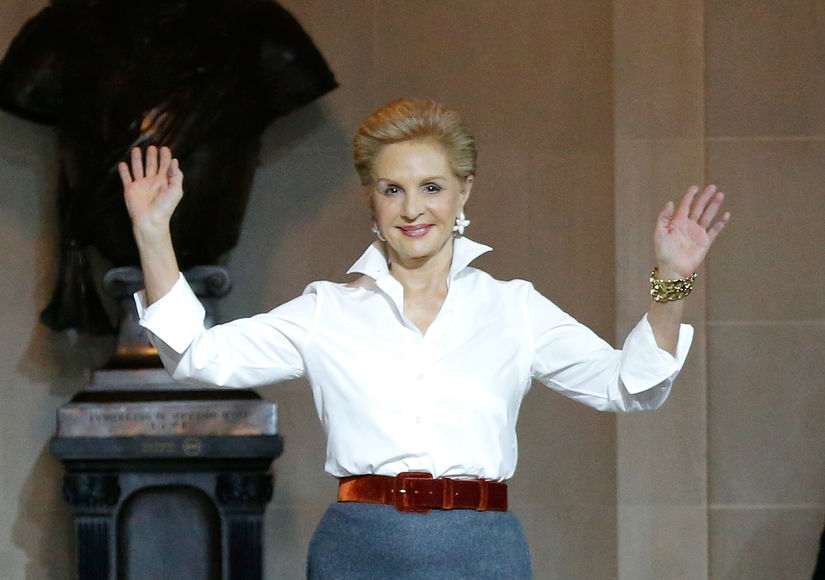 Carolina Herrera's Must-Have for Spring, and More Trendsetting Styles from NYFW