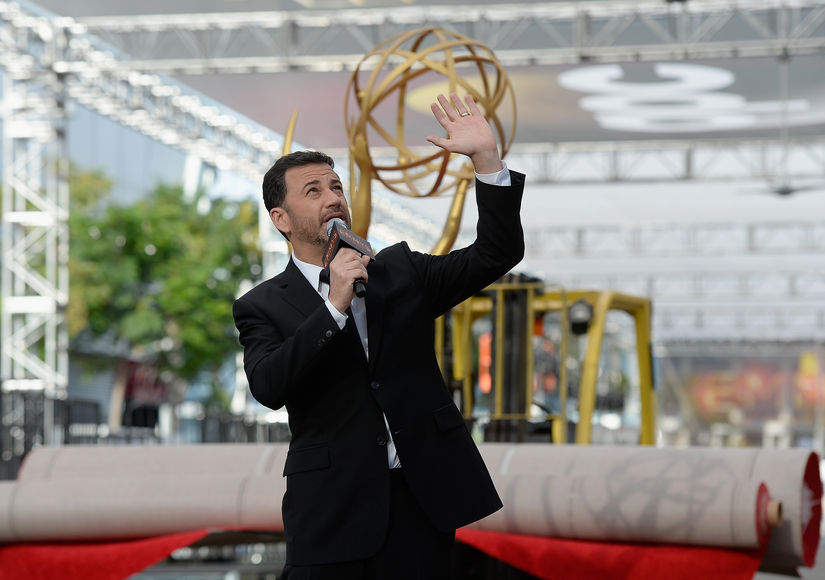 What to Expect from Jimmy Kimmel as the Emmys Host