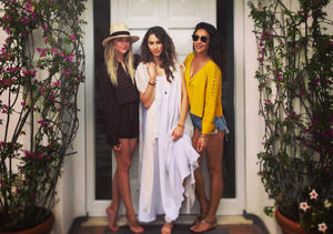 'Pretty Little Liars' Star Troian Bellisario Celebrates Bachelorette Party…