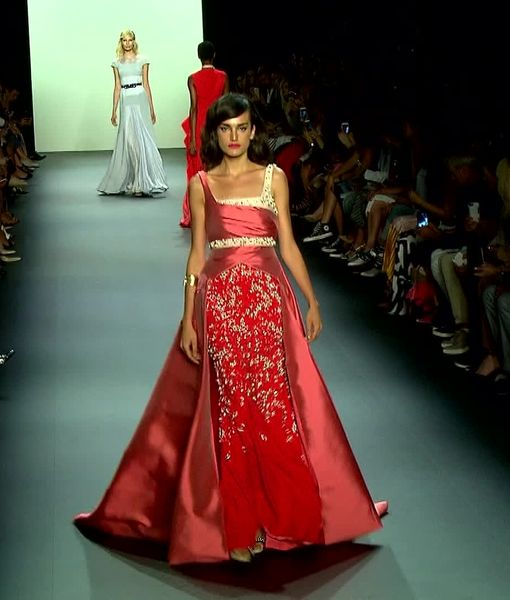 NYFW: Gorgeous Gowns, Star Sightings and the Biggest Designers