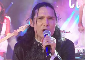 Watch: Corey Feldman's Bizarre 'Today' Performance Goes Viral