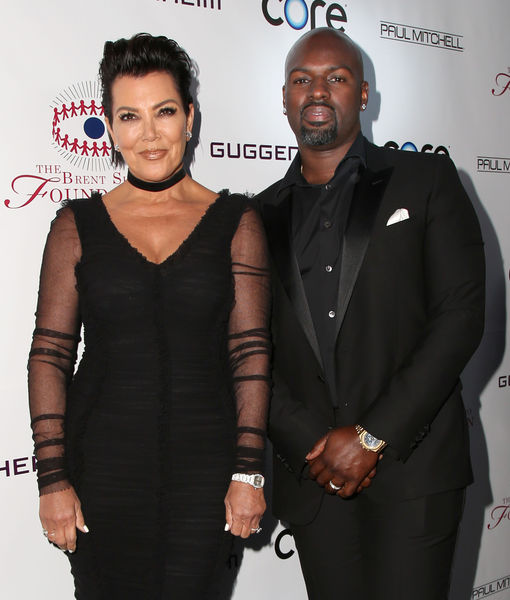 kris jenner and dating