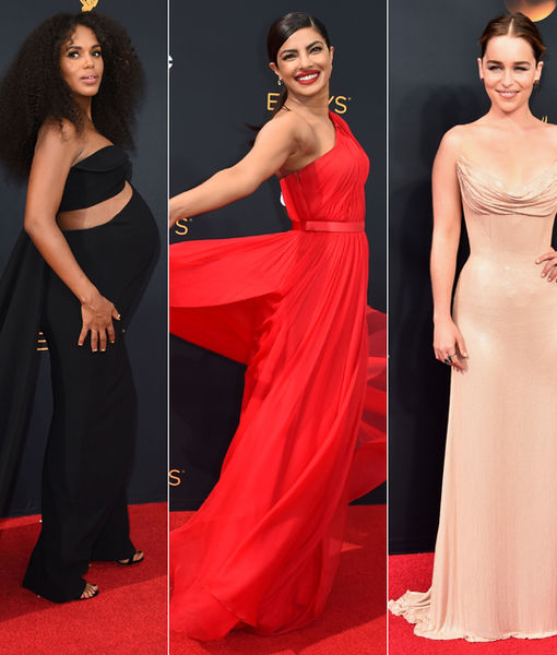 Emmys Fashion Breakdown — Who's the Best-Dressed?