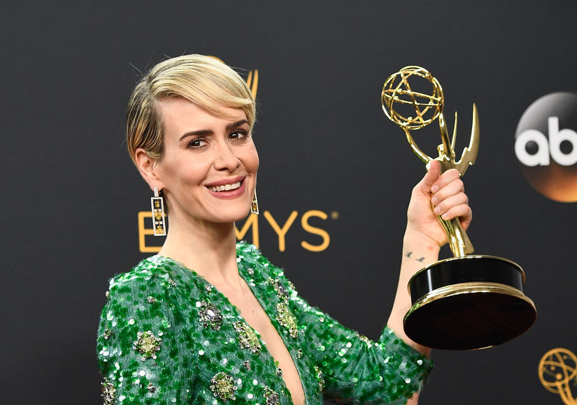 Sarah Paulson on Love for Holland Taylor: 'I Want to Shout It from the…