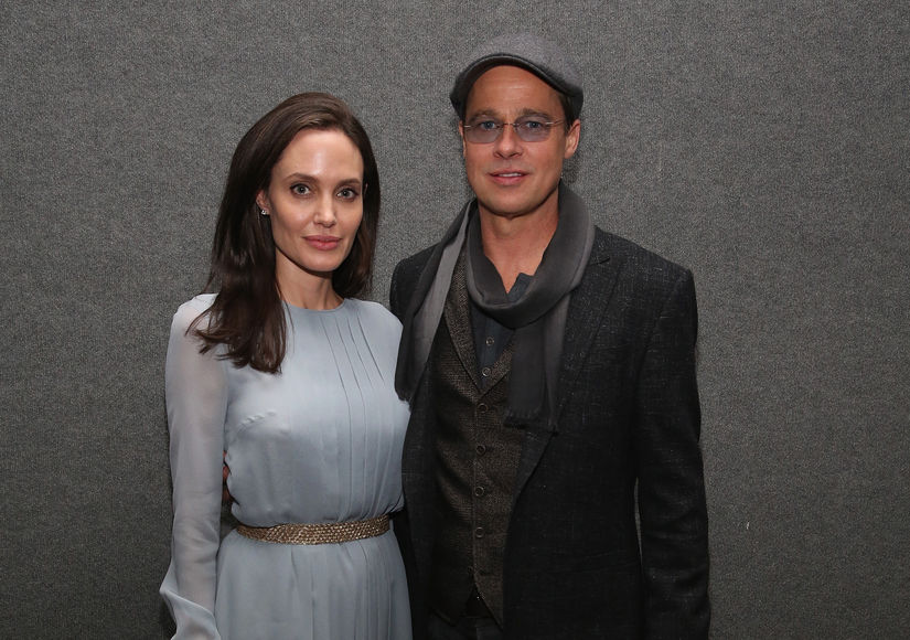 Angelina Jolie Insists Brad Pitt Is a Good Dad