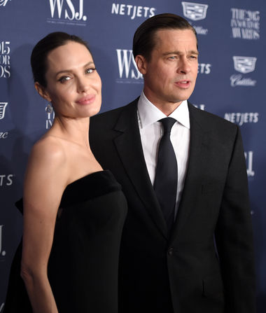 Angelina Jolie Hires 'Real-Life Olivia Pope' for Brad Pitt Divorce